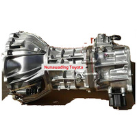 Genuine Toyota Landcruiser 1HZ HZJ 100 Series R151F Gearbox Transmission Bench image