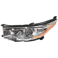 Toyota Headlamp Assembly Left Hand Side image