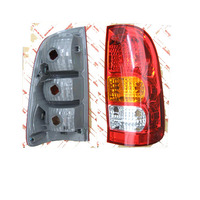 Genuine Toyota Hilux RH Tail Lamp Lens & Body 2004 -2011 image