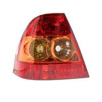 Genuine Toyota Corolla LH Tail Lamp/Light Lens & Body 12/01- 5/07 image