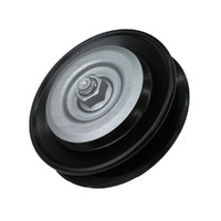 Genuine Toyota Landcruiser 70 80 100 Series Air Con Idler Pulley image