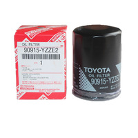 Genuine Toyota Oil Filter image