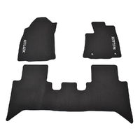 Genuine Toyota Camry Rubber Floor Mats Set Nov 17 On image