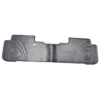 Genuine Toyota Kluger Rubber 2nd Row Rear Floor Mat image