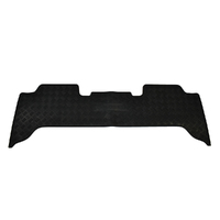 Genuine Toyota Landcruiser 100 Series Rear Rubber Floor Mat GXL Sahara 98-07 image