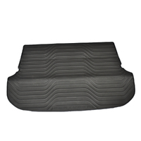 Genuine Toyota Fortuner GX GXL Crusade Rubber Cargo Mat Aug 2015 On image