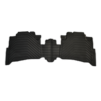 Genuine Toyota Fortuner Rear Rubber Floor Mats Aug 2015 On image