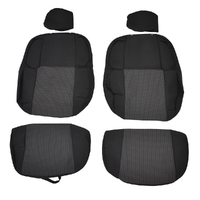 Genuine Toyota Corolla ZRE182 Hatch Front Seat Covers Aug 2012 On image